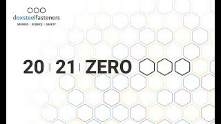 Quick Guide 20 | 21 | ZERO - Doxsteel Fasteners