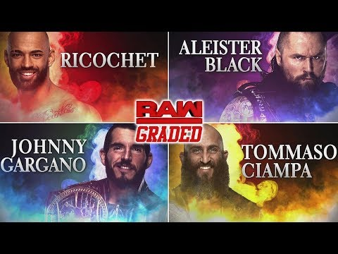 WWE Raw: GRADED (18 February) | Huge NXT Debuts, Elimination Chamber 2019 Fallout thumbnail