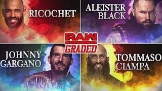 WWE Raw: GRADED (18 February) | Huge NXT Debuts, Elimination Chamber 2019 Fallout