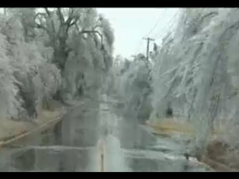 SEVERE WX BULLETIN!  Southern and Central U.S. Ice Storm! January 15, 2013