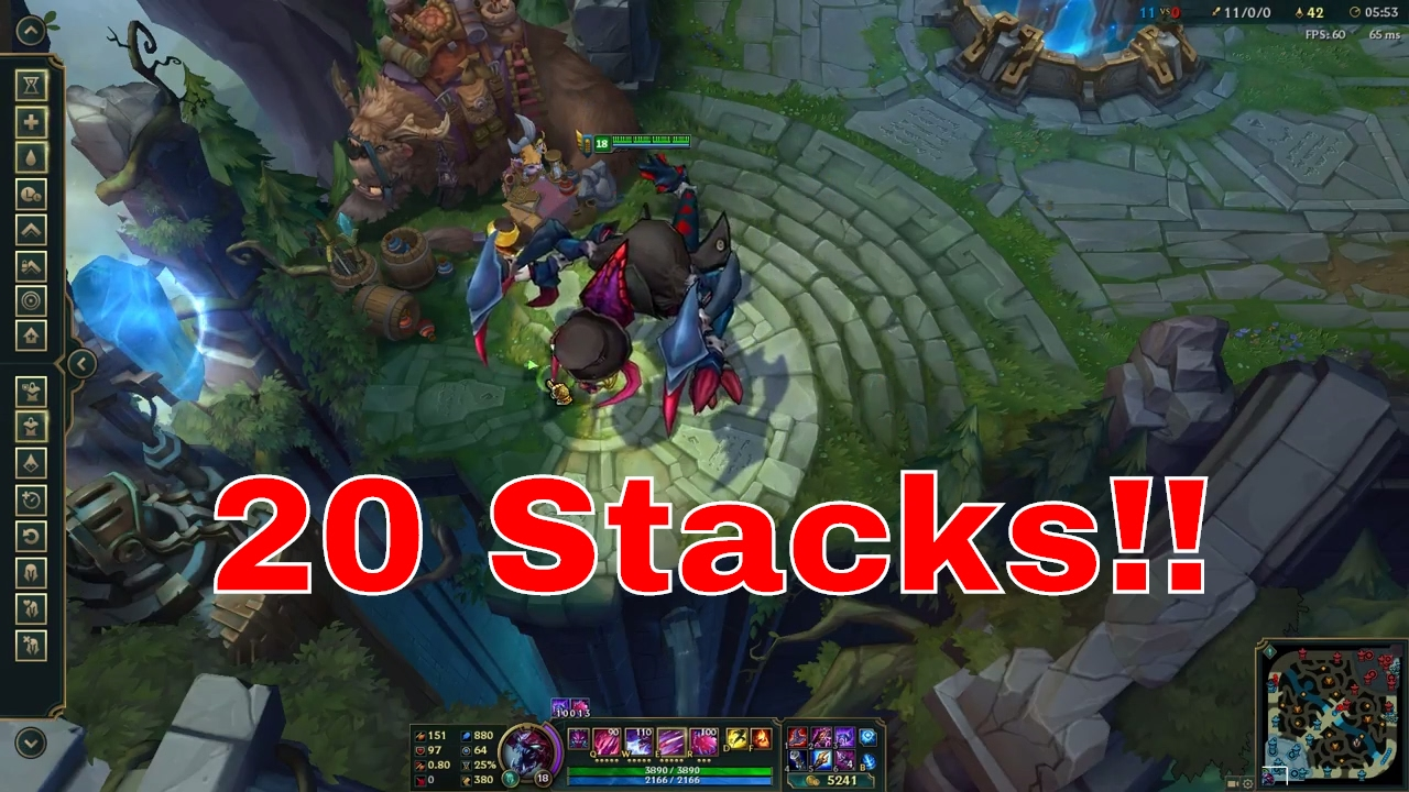 Best Cho Build