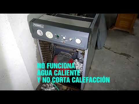 Caldera ferroli no funciona agua caliente y se calientan - Caldera no calienta agua si calefaccion ...