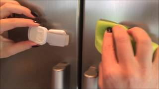 How to Remove WONDERKID Child Safety Latches