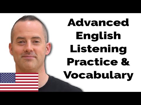 Storytelling Advanced English Listening And Vocabulary - Say It Like A Native