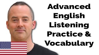 Storytelling Advanced English Listening And Vocabulary - Say It Like A Native