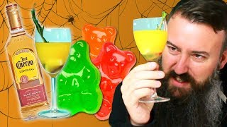 We found some hellish Halloween cocktails and dished them out for our lovely Irish people to try! Subscribe: https://Try.media/Subscribe | Instagram: ...