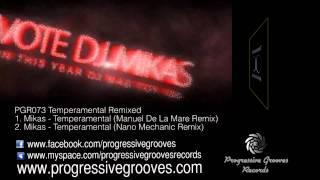 Mikas - Temperamental (Nano Mechanic Remix)