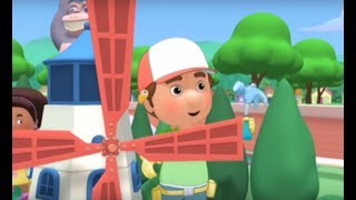 Умелец Мэнни  - Все серии подряд  (Сезон 1 Серии 7, 8, 9) l Мультсериал Disney для детей
