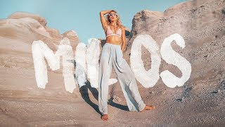 MILOS GREECE TRAVEL GUIDE 2019 (Worst Thing Happened On The Most Beautiful Island In Greece)