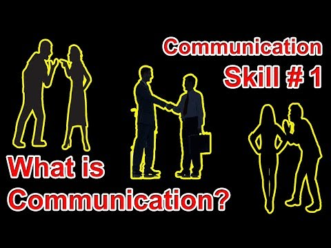 Communication Skill #1|| What Is Communication? || By BITDR