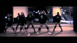 Bruno Mars - Treasure - Videoclip Dance - HYBRIDZ CREW - Promotion 2013 (copyright: Lina Skowi)