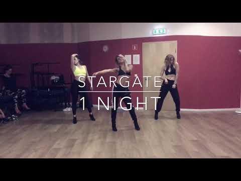 STARGATE- 1 NIGHT ft. PARTYNEXTDOOR, 21 Savage, MURDA Beatz