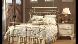 Antique White Bedroom Furniture Design Ideas