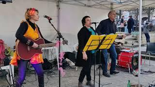 Lancement de la Ville, concert Ananas Givré