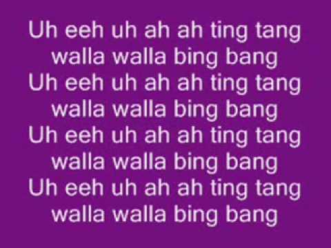 Witch Doctor lyrics