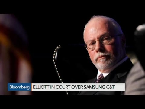 Elliott in Court Over Samsung C&T