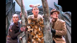 Songs and photos from the Gruffalo's Child stage show