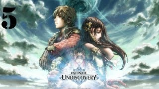 Infinite Undiscovery Walkthrough (Part 5) HD