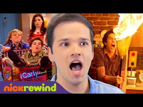 iCarly's Nathan Kress Answers Fan Questions | NickRewind