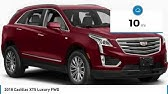 The Best Kind Of Sibling Rivalry 0 Apr On The 2018 Cadillac Xt5 At