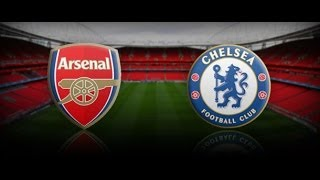 PES 2014 Short Gameplay | Arsenal vs Chelsea | PC / XBOX 360 / PS 3