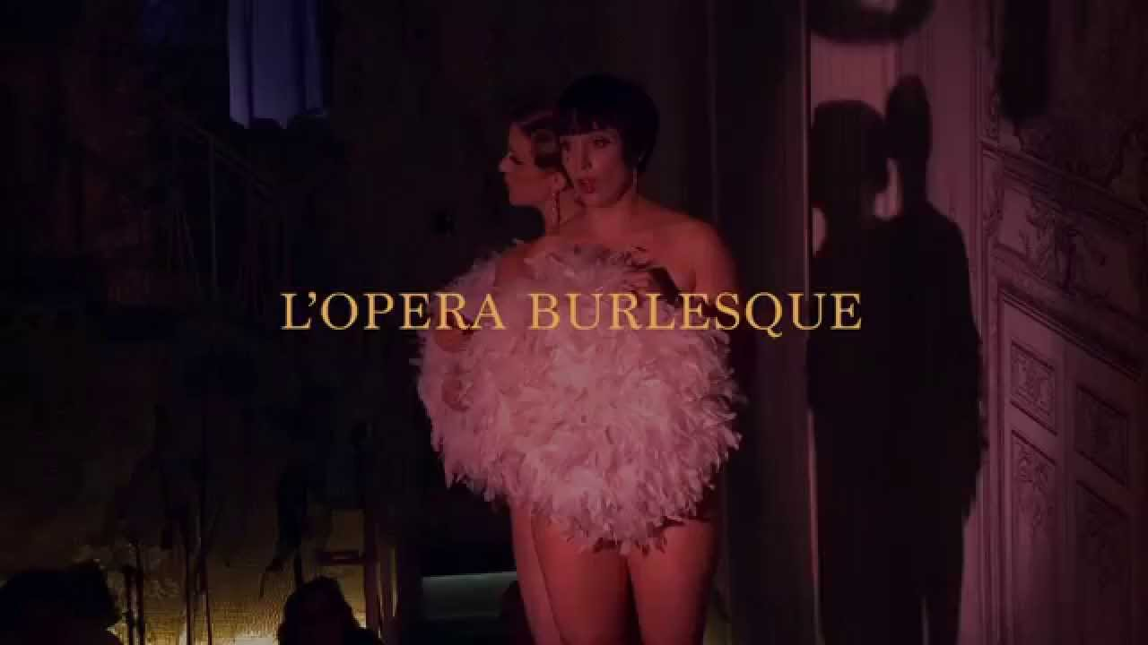L'Opera Burlesque - The Hot Box Girls
