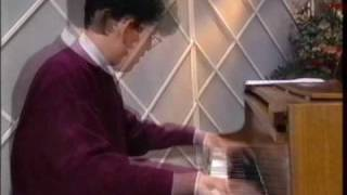 Giordano plays Bach - Prelude and Fugue D major from DWTK I