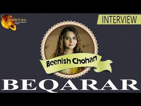 Beenish Chohan | Interview | Telefilm Beqarar | HD Video