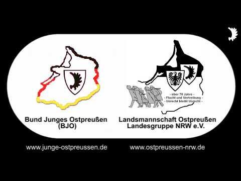 Arbeit für Ostpreußen ist Dienst für und an Deutschland! (Wilhelm von Gottberg)