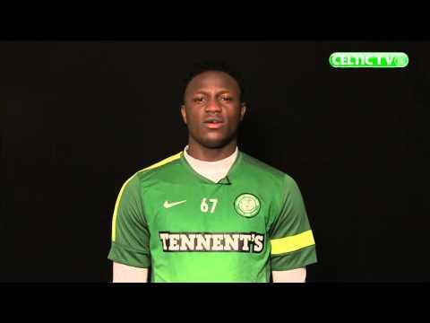 Celtic FC - 2013 Celtic Charity Dinner Player Video