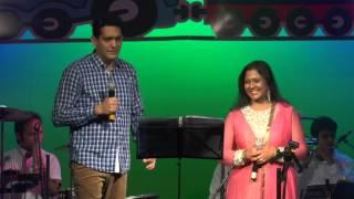 Ek Main aur Ek tu by  Dr Rahul Joshi & Shailaja Subramanian, Madhuswar Event..