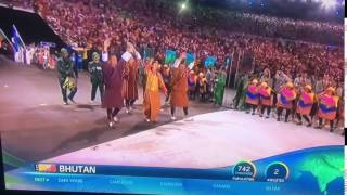 Bhutanese Athletes in Olympic Games Rio 2016