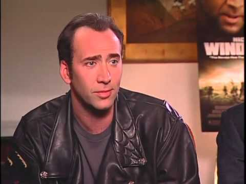 Nicolas Cage - Interview for 'Windtalkers' (2002)