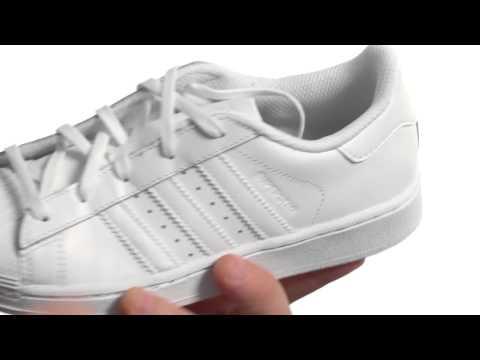 adidas Originals Kids Superstar Foundation (Little Kid)  SKU:8469184