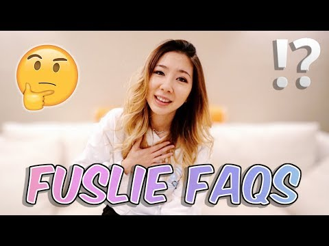 INTRODUCING FUSLIE FAQS