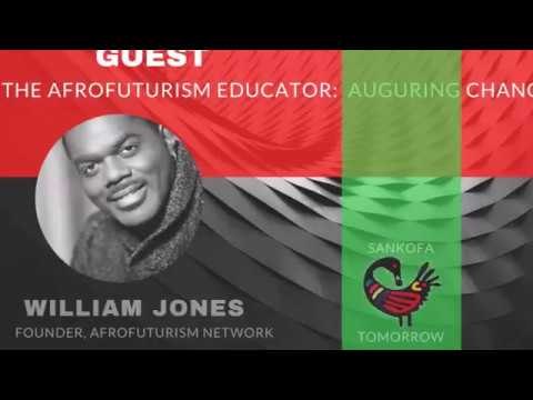 FUTURES FORUM LIVE - SIGNIFYING: THE FUTURE HISTORY OF BLACK AMERICA  with  WILLIAM JONES