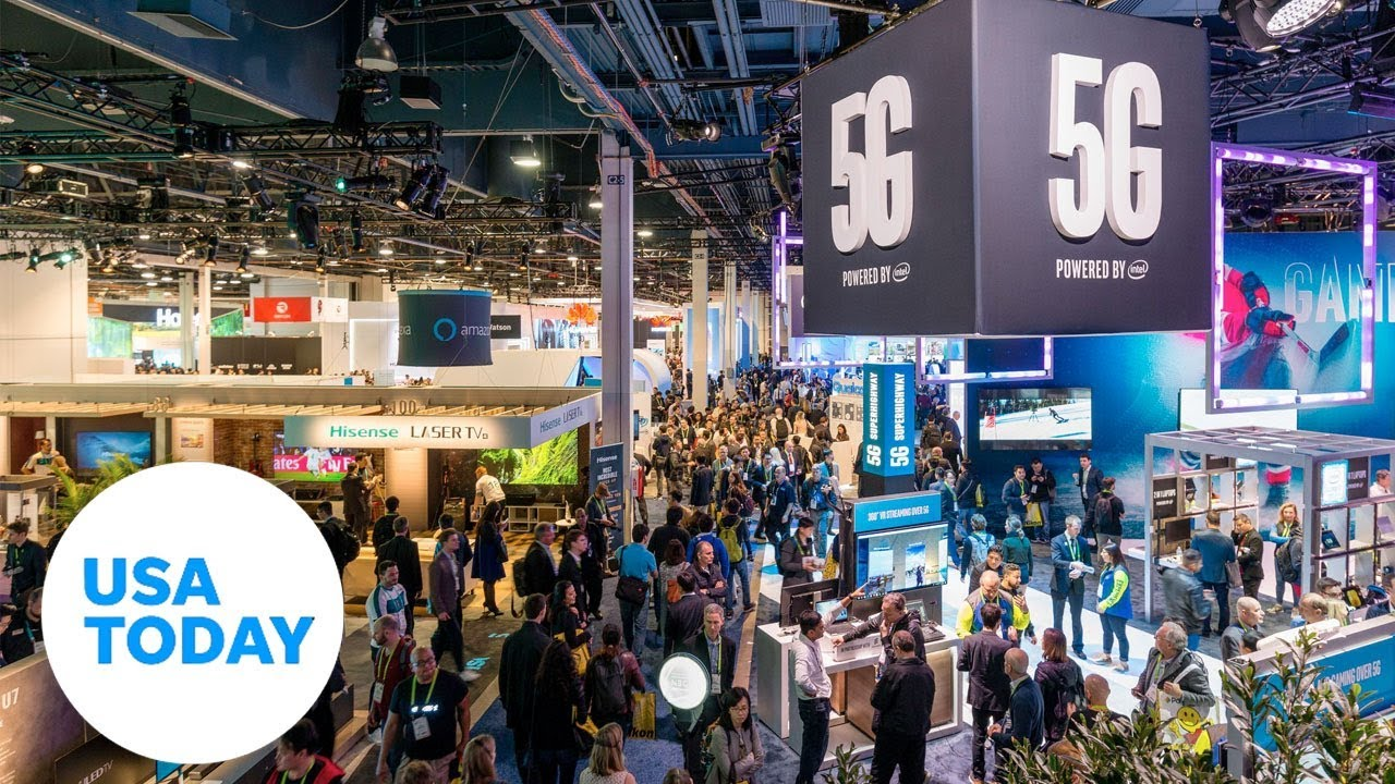 CES: These are the tech trends to watch for 2020 and beyond ...