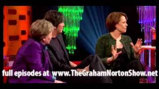 The Graham Norton Show Se 08 Ep 16, February 11, 2011 Part 2 of 5