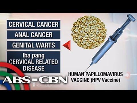 TV Patrol: DOH, may libreng bakuna kontra HPV