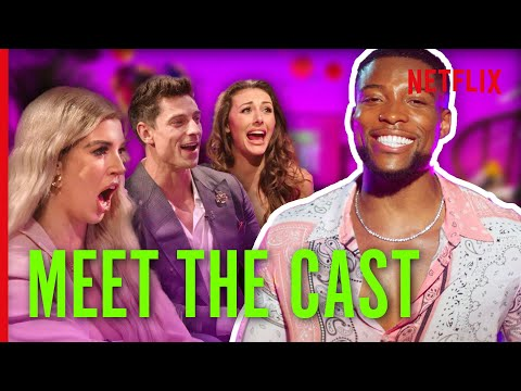 Meet The Cast Of Too Hot To Handle Season 2 | Extra Hot Ep1