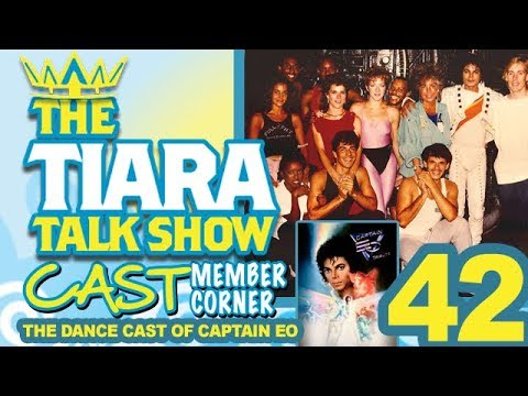 TTTS:  with the Dance Cast of CAPTAIN EO, Starring Michael Jackson