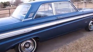 1964 Mercury Comet 404, restored, excellent condition