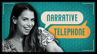 Narrative Telephone Ep. 2: Jester's Tall Tale