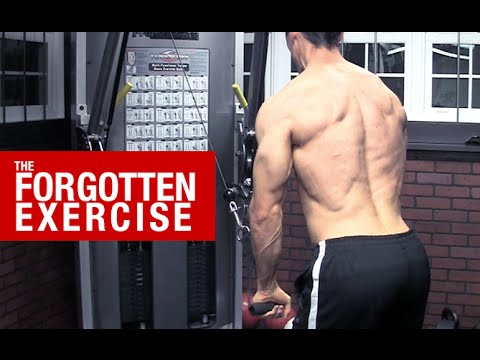 The Forgotten Back Exercise (UNLOCK HIDDEN STRENGTH!)
