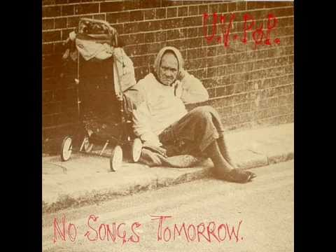 UV Pop   'No Songs Tomorrow'  1983