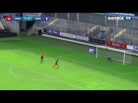 All the goals from B14 JORDAN KNIGHTS FA - SENLIS, U.S.M. in Gothia Finals 2016