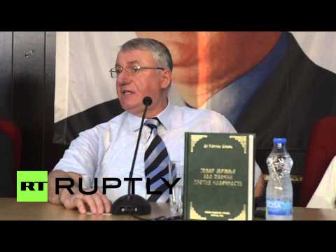 "Serbia: ""We must give up on EU, integrate with Russia"" - Seselj"