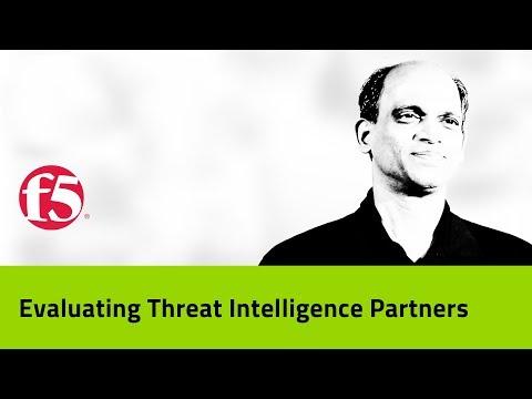 Evaluating Threat Intelligence Partners