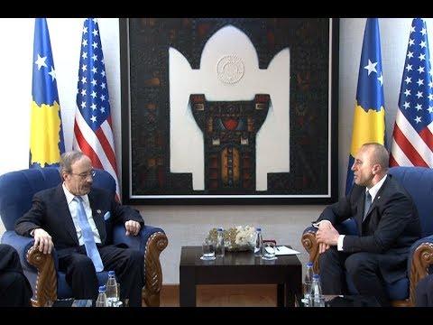 Haradinaj: Faleminderit mik i shqiptarëve , Eliot Engel