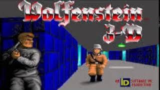 Wolfenstein 3D Music - Salute